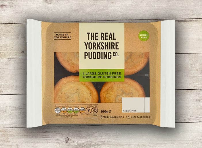 LARGE GLUTEN FREE YORKSHIRE PUDS