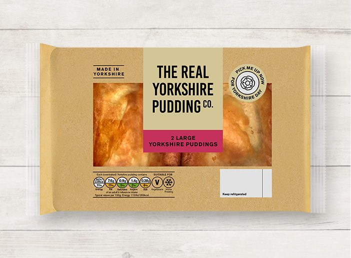 TWIN PACK LARGE STANDARD PUDS