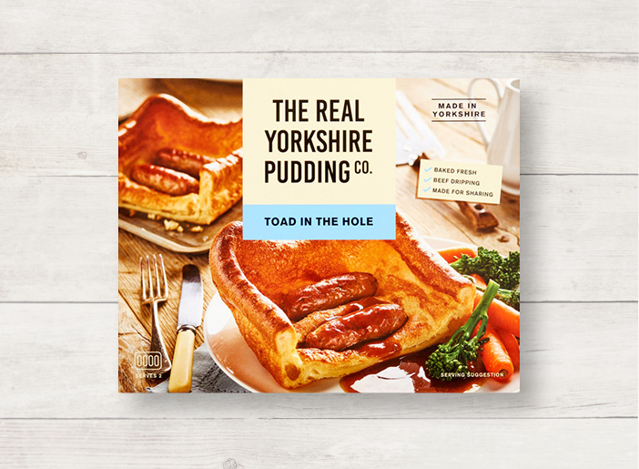 TOAD IN THE HOLE WITH BEEF DRIPPING