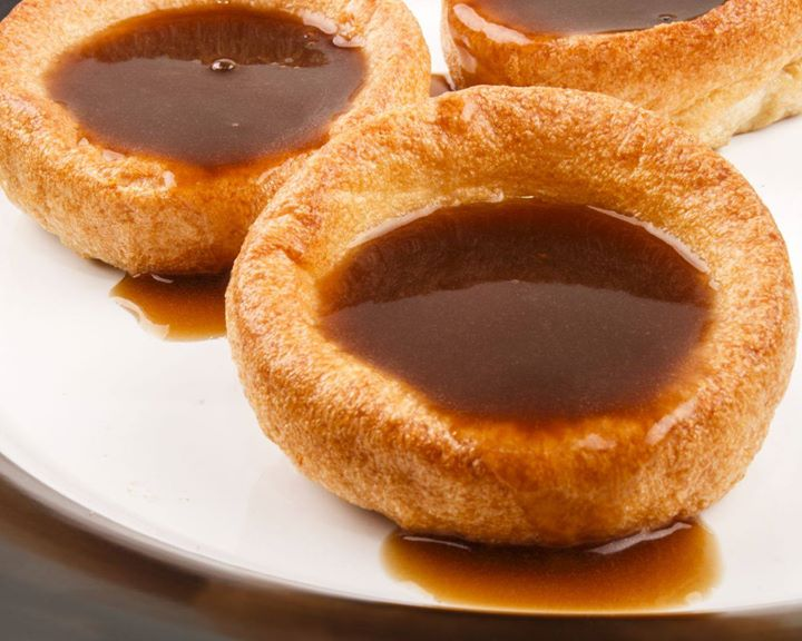 Yorkshire Pudding and gravy