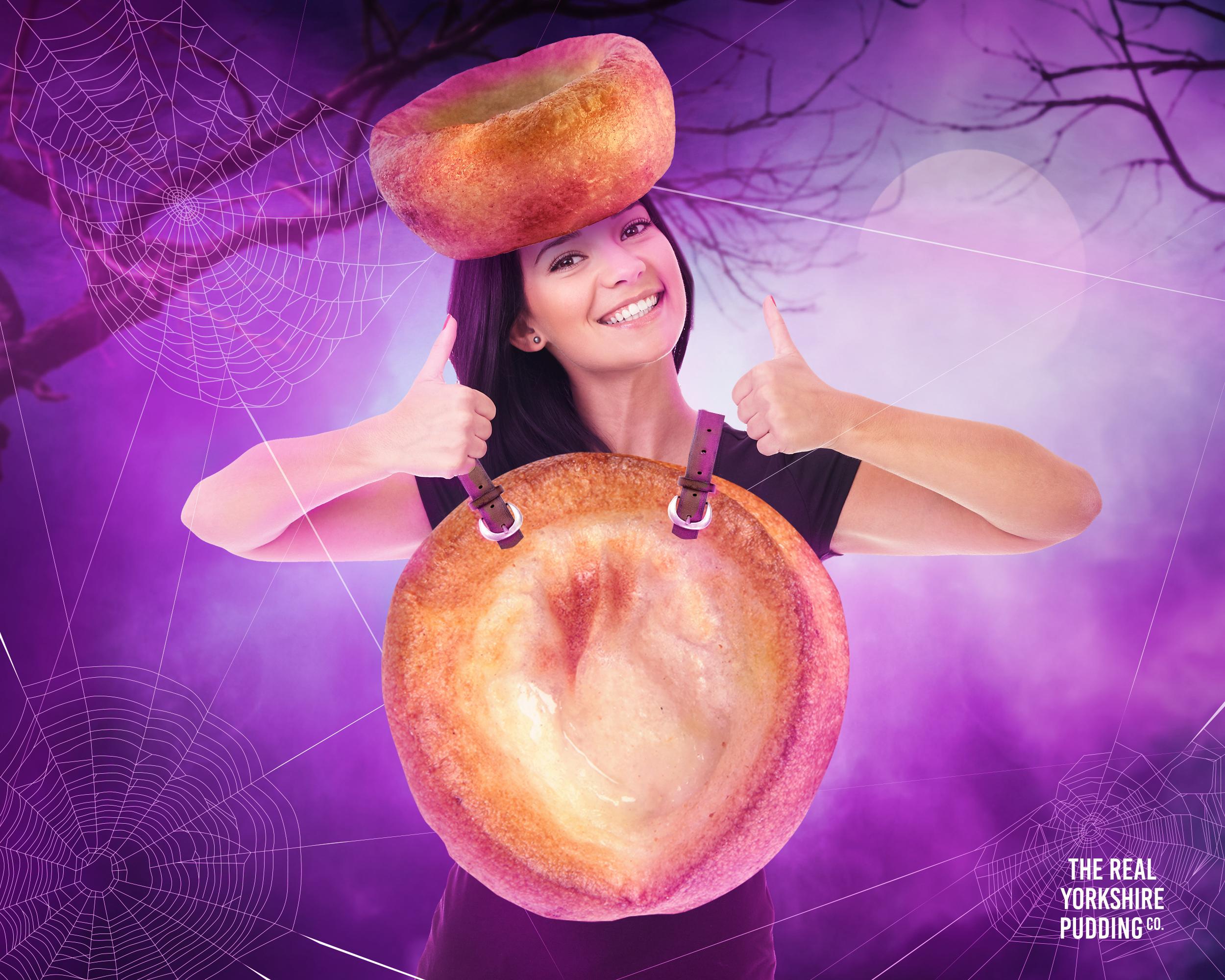 Yorkshire Pudding Halloween costume