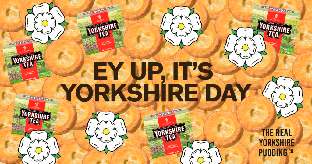 Ey Up, It's Yorkshire Day